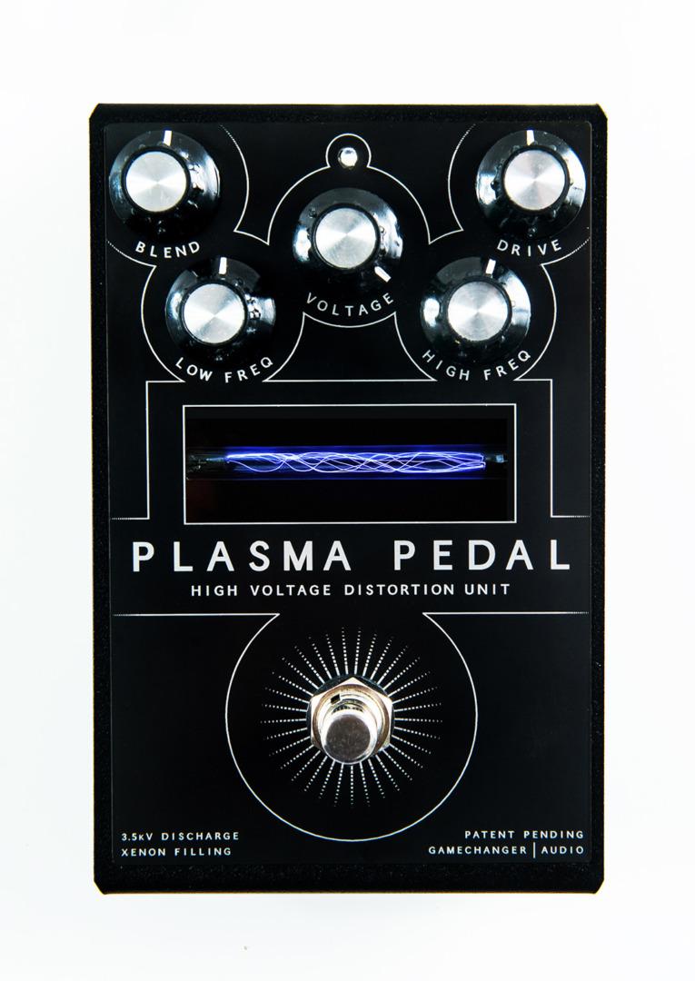 High Voltage Plasma : Plasma pedal ⋆ gamechanger audio