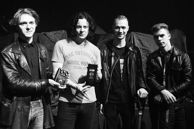 Jack White, Plasma Rack and the Motor Synth – Summer NAMM